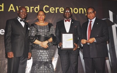 AMFacilities MD Wins Entrepreneur of the Year Award
