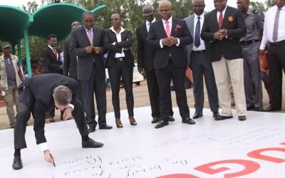 Gulder Unveils World's Largest Poster, Kickstarts Nigeria's Biggest Consumer Promo