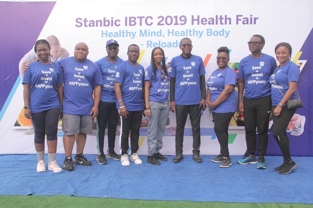 Stanbic IBTC Health Fair
