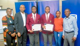 Stanbic IBTC Rewards Outstanding Students