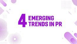 4 Emerging Trends in PR