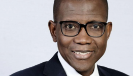 Yinka Sanni, Chief Executive, Stanbic IBTC Holdings PLC