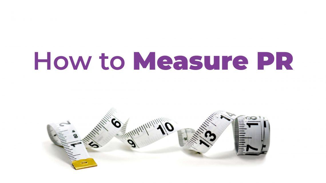 5 Ways To Measure Public Relations