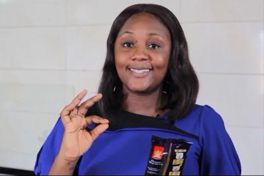 Mabel Okon, CEO, Kokoma's Kitchen, Ikorodu