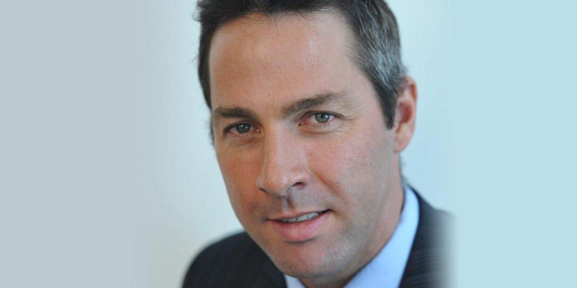 Nigel Beck, Standard Bank