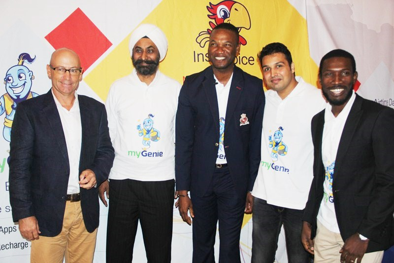 launch of MyGenie App in Lagos