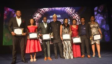 Interswitch Rewards Outstanding Customers