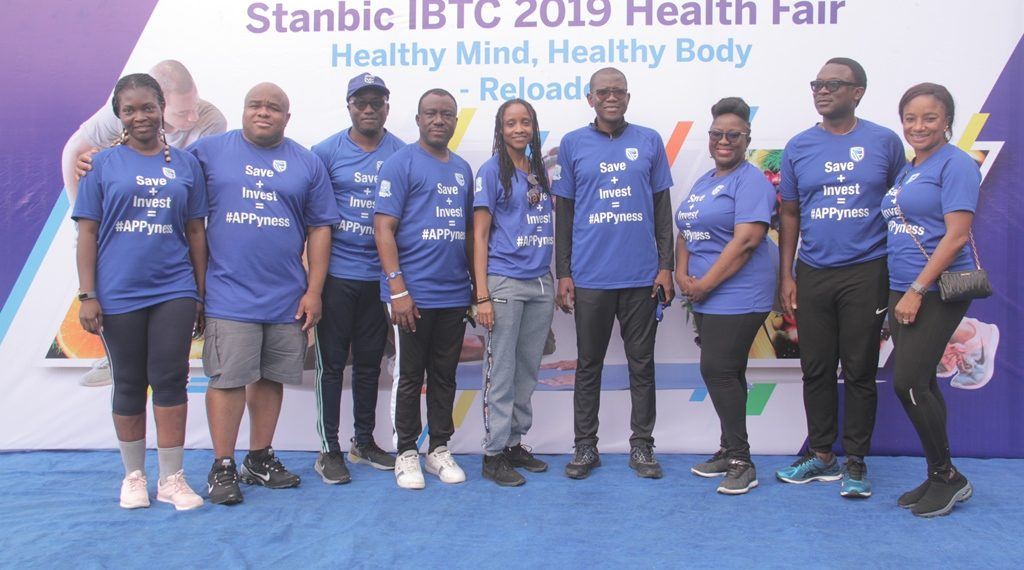 Stanbic IBTC Health Fair