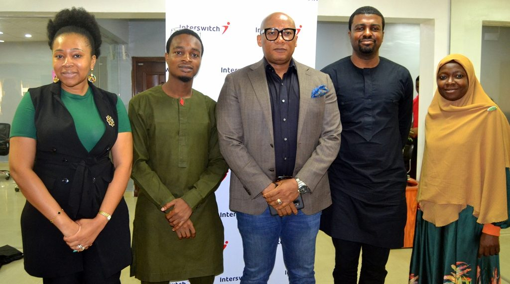 Interswitch Boss mentors young entrepreneurs at Cchub