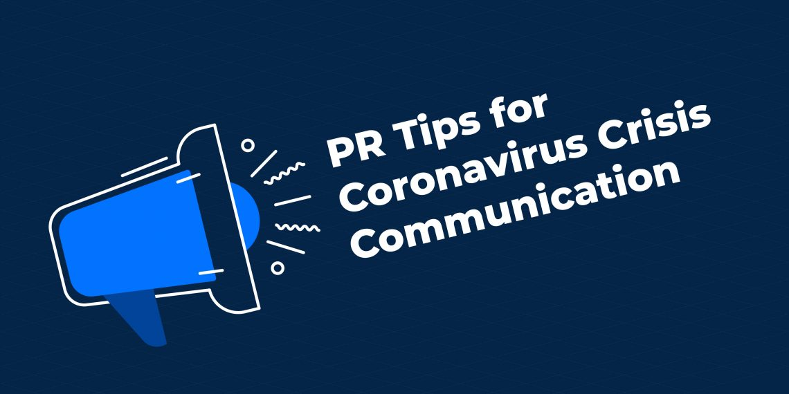 PR Tips For Coronavirus Crisis-01