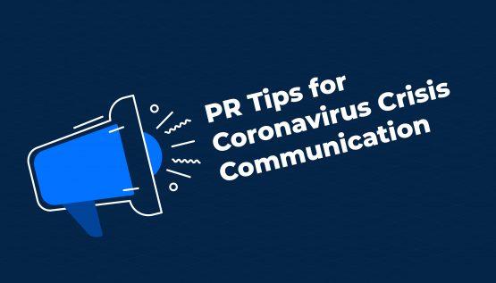 PR Tips For Coronavirus Crisis-01