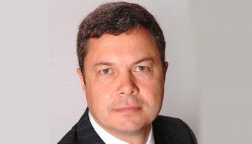 Gert Vogel, Chief Executive, International for Standard Bank Group