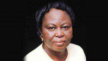 Prof Ibiyemi Olayiwola